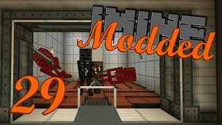 Minecraft - Modded iMine [NL] Ep.29 (Mob Farms!)