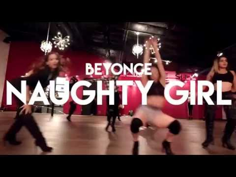 BEYONCE- NAGHTY GIRL- Michelle JERSEY Maniscalco Choreography