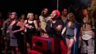 C.C. White - The Maha Mantra (Reggae Style) - Pranafest 2014
