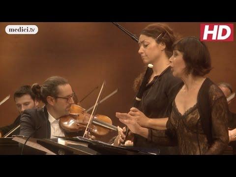 """Sandrine Piau and Julien Chauvin - Didone abbandonata """"Io d'amore, oh Dio! mi moro"""" - Sarti"""