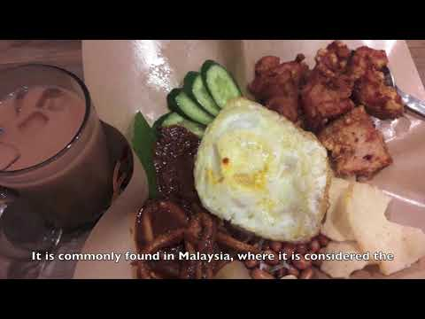 Introducing South East Asian ( Vietnam, Malaysia ) local cuisine by NTUB AFL
