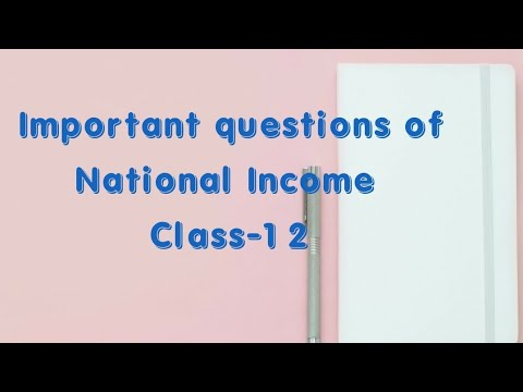 Be Eco Friendly - video no 2 | Important questions of economics for class 12 Boards