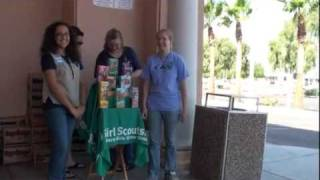 Girl Scout Cookie Training Video.. How to Do it the Right Way