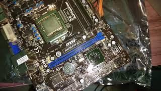 msi h61m-p20 (g3) desktop motherboard stuck pre-bios #this is Net a bios issue