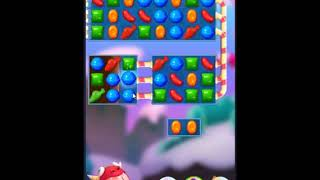Candy Crush Friends Saga Level 156 - NO BOOSTERS 👩‍👧‍👦 | SKILLGAMING ✔️