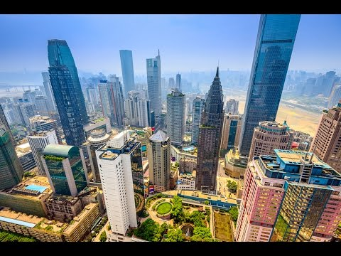16. Chongqing --Top City Skylines--