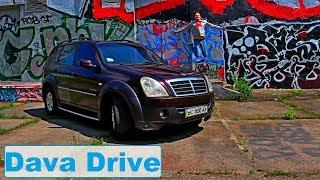 Ssangyong Rexton 2.7d 2006г 165 л.с. Dava Drive