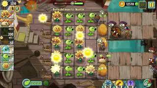217.-plantas vs zombies 2(supervivencia mares y piratas  infinito parte 217) carlos sg21