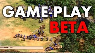 BETA AGE OF EMPIRES 2 DEFINITIVE EDITION - GAMEPLAY