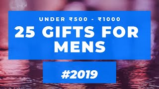 Gift For Him   Boyfriend |friend| Brother| Husband For Birthday | Anniversary In India (2019)