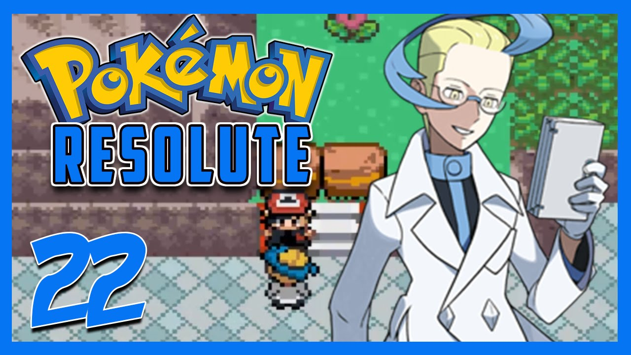 Pokemon resolute 117 walkthrough. A place to find friends