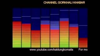 Lokdohori Singers Sagar Gurung & Chija Tamang Radio Talk @BFBS Gurkhha Radio