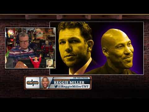 Reggie Miller Doubles Down His Criticism of LaVar Ball | The Dan Patrick Show | 1/16/18
