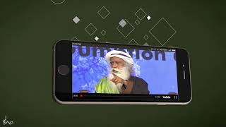 The Sadhguru App – Your One Stop Access to Sadhguru
