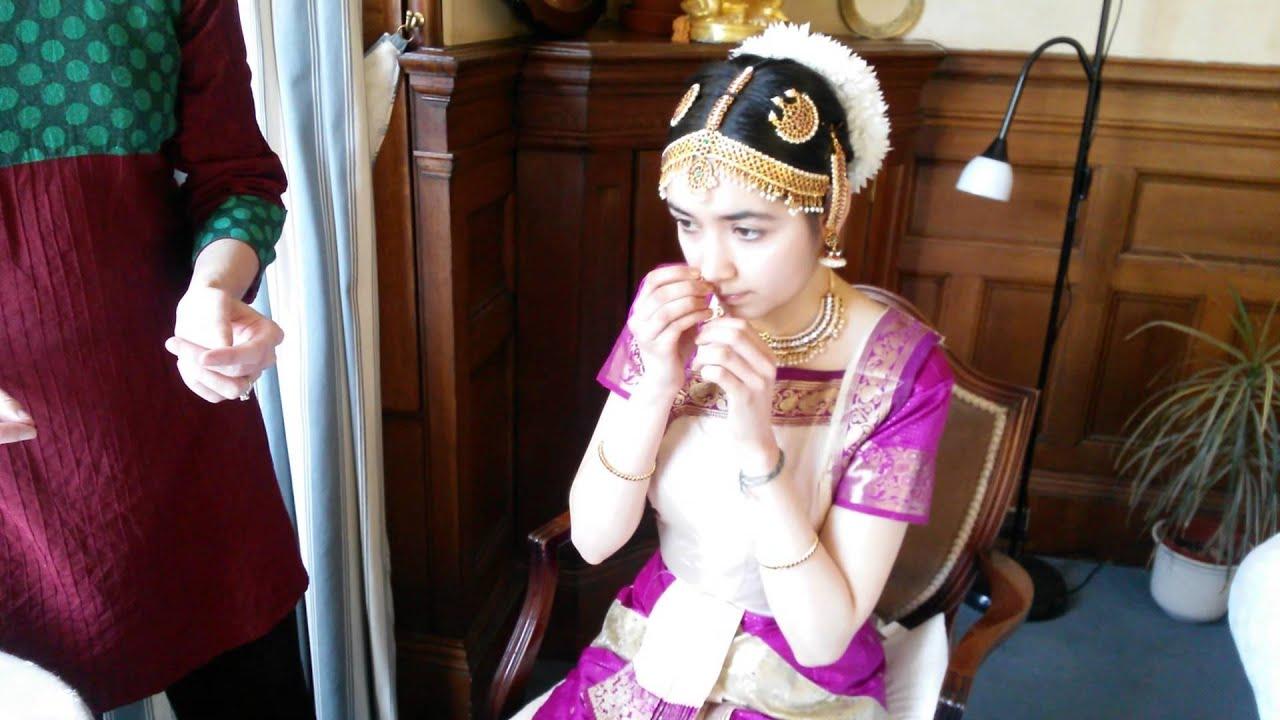bharatanatyam makeup for kids - photo #25