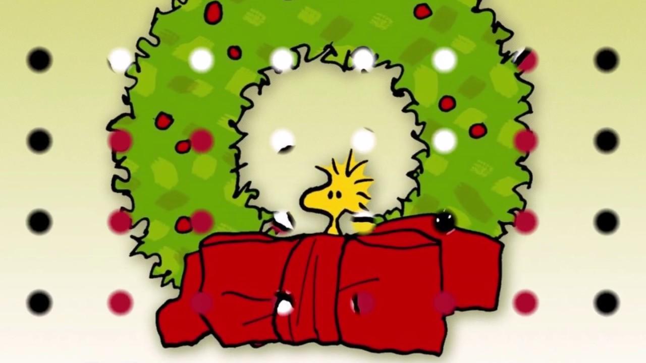 Snoopy Christmas Joy - YouTube fa5fec361811f