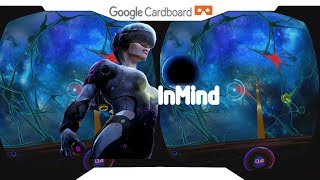 INMIND VR • SBS 1080p • GOOGLE CARDBOARD • Oculus Games • Gear VR Gameplay • VIRTUAL REALITY