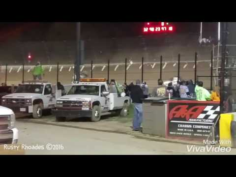 Eldora Speedway 4 Crown Nationals Sights and Sounds 9/24/16