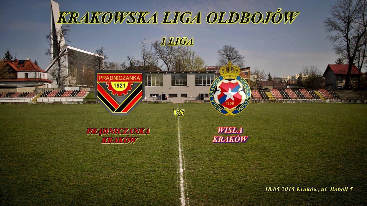 dcdf9a35f Prądniczanka Kraków-Wisła Kraków 2-4 18.05.2015 - YouTube