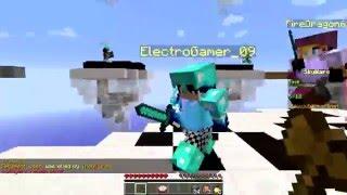 EL GUERRERO SOLITARIO!! Minecraft | Sky wars