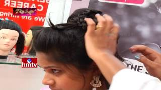 Snake Braid Hairstyle for Parties | Anoo's Beauty Parlor Expert | Trendy Looks | Avani | HMTV