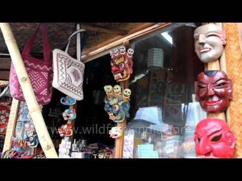 Authentic Bhutanese Crafts Bazaar, Thimphu