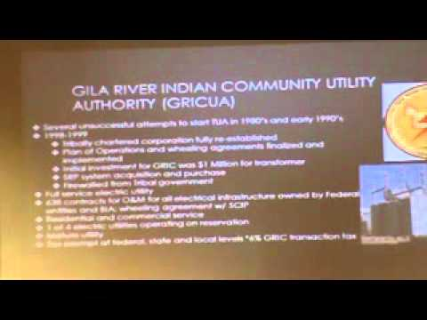 2014 Economic Development Summit - Day 2: Tribal Sovereignty & Economic Development