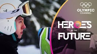Teenager Crey targets Paralympic Winter Games Beijing 2022 | Heroes of the Future