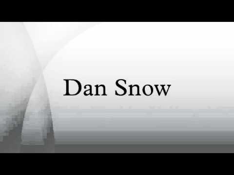 Dan Snow