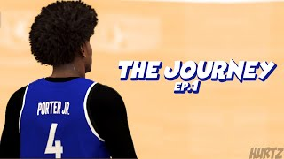 NBA 2K20 MyCAREER: The Journey #1 - FIRST HIGH SCHOOL GAME WITH IMG!