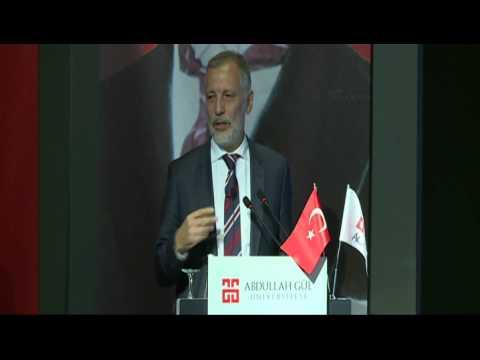 """AGÜ Talks-Unilever Türkiye 2002-2013 CEO'su İzzet Karaca-""""Yeni CEO... Sensin"""""""