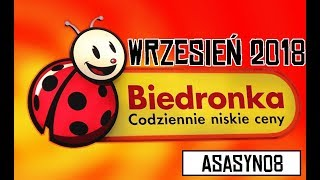 INFO - Gry w Biedronce! (Wrzesień 2018)   Asasyn08