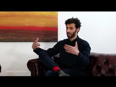 Interview Julien Mauska mit Hajo B. Belton,