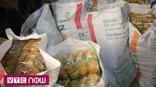Hàn the là thực phẩm của người thành phố mỗi ngày