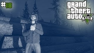 GTA 5 Online Funny Moments 18 - Camping Trip, Forest Fire, Epic Scream, Full 16 Lobby Fun