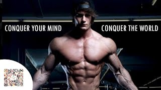 CONQUER YOUR MIND, CONQUER THE WORLD - Aesthetic Fitness Motivation