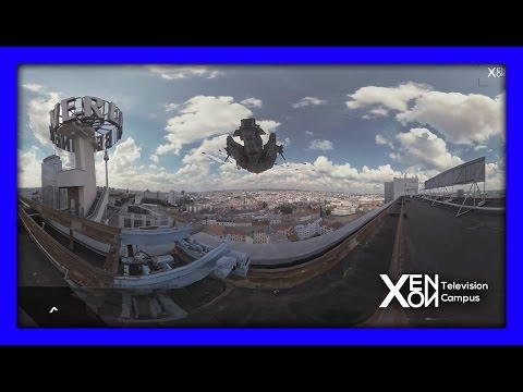 Virtual Reality - Prof. Malterer, Royal Penguins, Dr. Carolin Wienrich// XEN.ON TV // MIZ Babelsberg