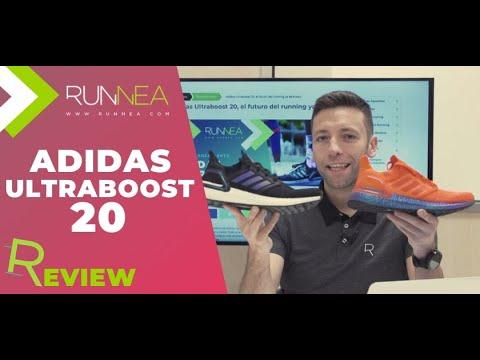 Adidas Ultraboost 20: Review de una zapatilla de amortiguación máxima tope de gama