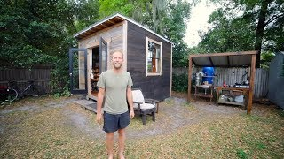 $1,500 Backyard 100 Square Feet Tiny House