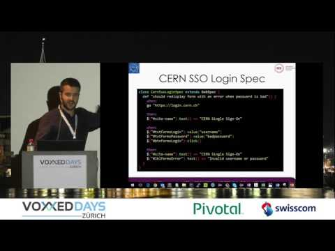 Automated Functional Web Testing on the JVM with Geb by Joāo Silva
