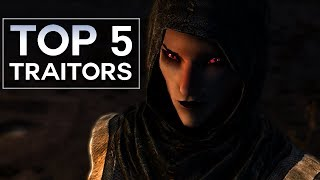 Skyrim - Top 5 Traitors