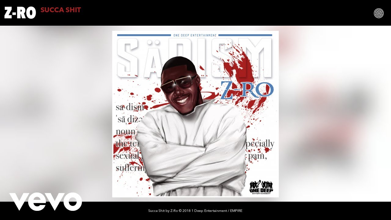 Download Z-Ro - Succa Shit (Official Audio)