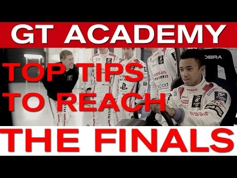 GT Academy 2014 - Top tips from the Champions!