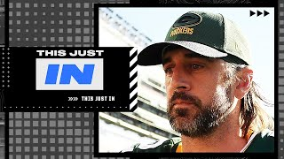 Is this Aaron Rodgers' last season in Green Bay?   This Just In