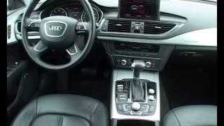 Тест-драйв Audi A7.2013 про.Движение Ауди
