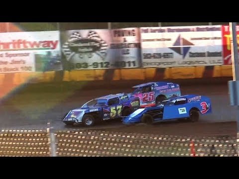 IMCA Modifieds Heats & Dash @ Sunset Speedway 2017