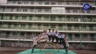 風采中學第八屆學生會ZIV宣傳週會總結片段