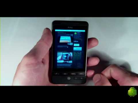 Htc Hero Android 1.5 to Android 2.1 - Official OTA update