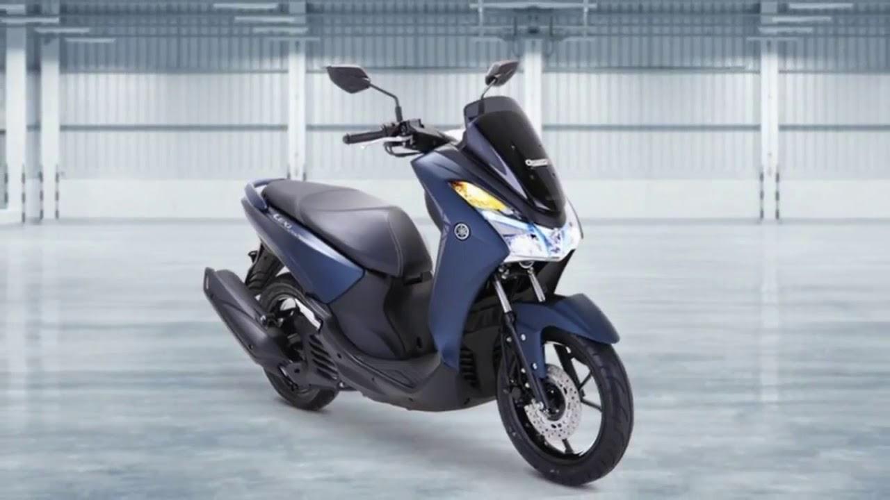 Ini Dia Harga Yamaha Lexi 2018 Indonesia Youtube