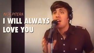 Whitney Houston - I Will Always Love You - Nick Pitera Cover